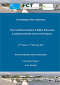 Proceedings of the Conference «Non-traditional students in Higher Education: Looking beyond (in) success and dropout»