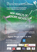 WSEAS - New Aspects of Landscape Architecture