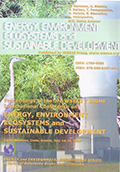 WSEAS - Energy, Environment Ecosystems and Sustainable Development