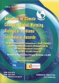 Advances in Climate Change, Global Warming, Biological Problems and Natural Hazards